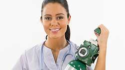 Equipos de respiración de Tecnología avanzada